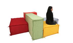 Sofá Modular Island - Muebles Auxiliares Infantiles y Juveniles - Muebles Infantiles