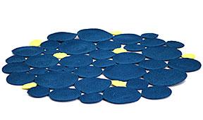 Alfombra Waterlily - Alfombras de Hilo - Objetos de Decoración