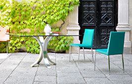 Mesa comedor rectangular Moderna Maddox