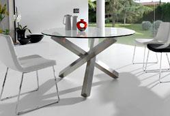 Mesa de comedor redonda Moderna Vedaric