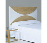 Cabecero moderno Anne - Cabeceros y Camas de madera - Muebles de Diseño