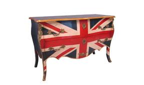 Comoda Vintage  British