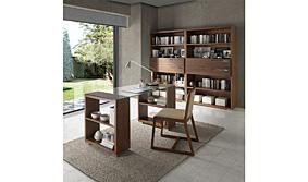 Ambiente de despacho moderno Grendy - Mesas de Despacho y Escritorio de Diseño - Muebles de Diseño