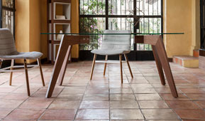 Mesa de comedor Moderna Alcedo