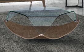 Mesa de centro Moderna Kraine - Mesas de Centro de Diseño - Muebles de Diseño