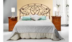 Dormitorio forja Dana