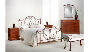 Dormitorio forja Mizar