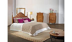 Dormitorio vintage Libra