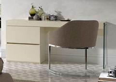 Mesa de escritorio Moderna Rangel - Mesas de Despacho y Escritorio de Diseño - Muebles de Diseño