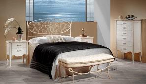 Dormitorio forja Isis