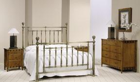 Dormitorio forja Alexandra