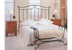 Dormitorio forja Barbara