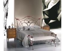 Dormitorio forja Celeste