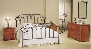 Dormitorio forja Eboli