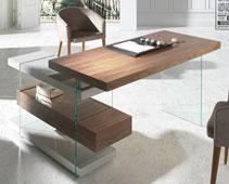 Mesa de escritorio moderna Munio - Mesas de Despacho y Escritorio de Diseño - Muebles de Diseño
