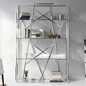 Librería moderna Xenon - Librerías de Diseño - Muebles de Diseño