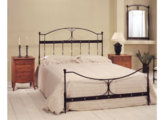 Dormitorio forja Orfeo