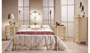Dormitorio forja Samba