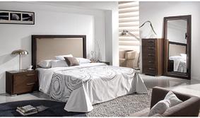 Dormitorio moderno Volga