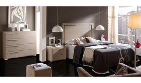 Dormitorio moderno Volga essence