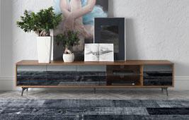 Mueble tv de diseño Amur
