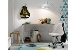 Mesa de escritorio moderno Talbot - Mesas de Escritorio Vintage - Muebles Vintage