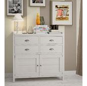 Aparador colonial blanco Verona - Aparadores Vintage - Muebles Vintage