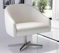 Sillón giratorio moderno Jarek  - Sillones de Despacho de Diseño - Muebles de Diseño