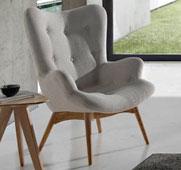 Butaca moderna Melville - Butacas de Diseño - Muebles de Diseño