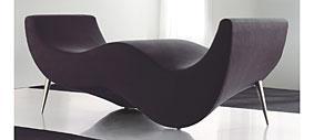 Chaisse longue moderna Inside