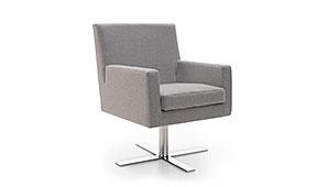 Sillón giratorio Tribeca - Sillones de Despacho de Diseño - Muebles de Diseño