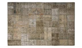 Alfombra patchwork Odette
