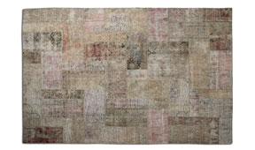 Alfombra patchwork Odile