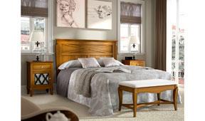 Dormitorio vintage provenzal Basilea
