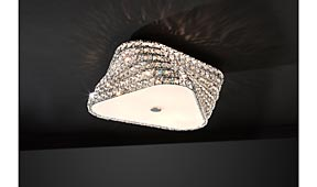 Plafón techo Elis - Apliques y Plafones - Iluminación