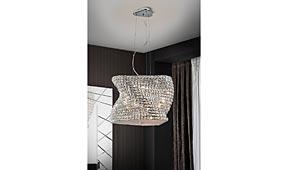 Lámpara de techo colgante vintage Elis