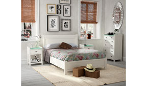 Dormitorio vintage provenzal Verona