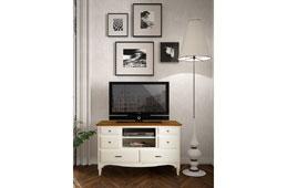 Mueble de Tv vintage provenzal Fontana