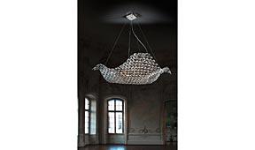 Lámpara de techo Saten