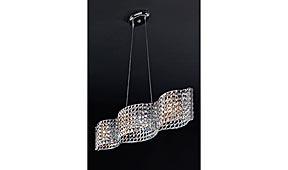 Lámpara de techo colgante Onda Larga