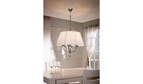 Lámpara de techo redonda Artemis