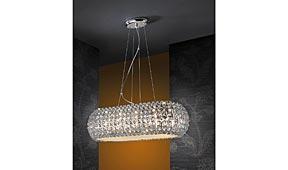 Lámpara de techo colgante Diamond