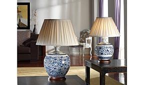 Sobremesa Cerámica  - Lámparas de Sobremesa - Iluminación