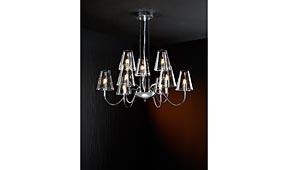 Lámpara de techo Silba 9