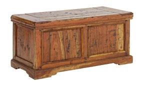 Baúl vintage Palau - Baules Coloniales y Rústicos - Muebles Coloniales y Muebles Rústicos