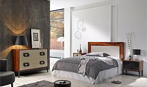 Dormitorio vintage Vulcano