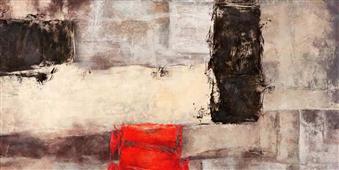 Cuadro canvas atmosfere - Cuadros serigrafiados - Objetos de Decoración