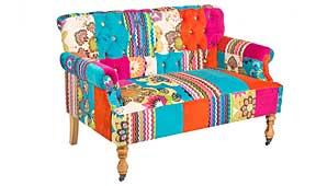 Sofá vintage  - Sofás Vintage - Muebles Vintage