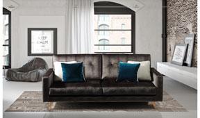 Sofá moderno Roger - Sofás de Diseño - Muebles de Diseño