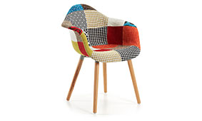 SIllón patchwork vintage Kenna